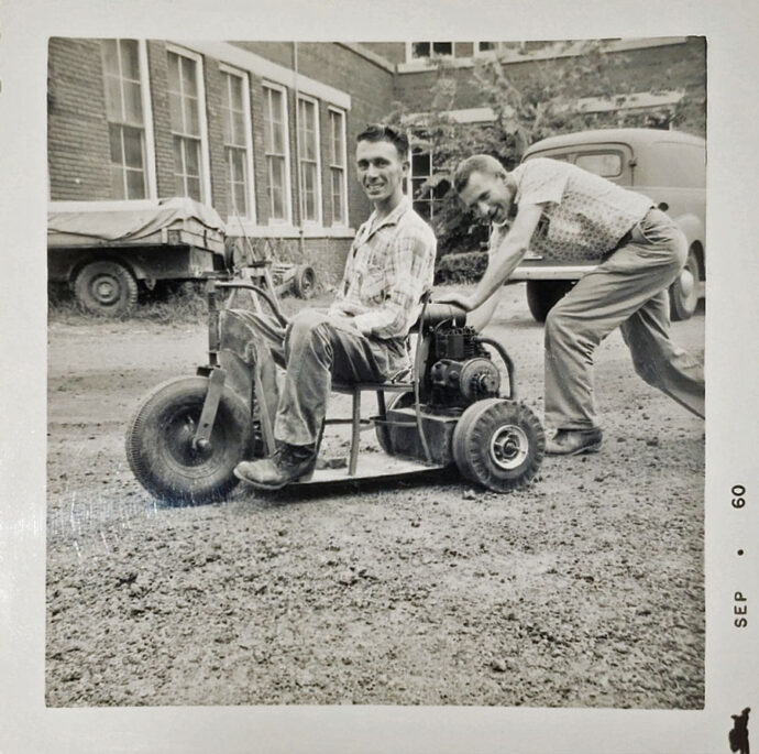 grandaddy gocart 1960